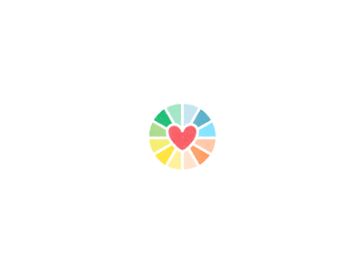 heart logo design