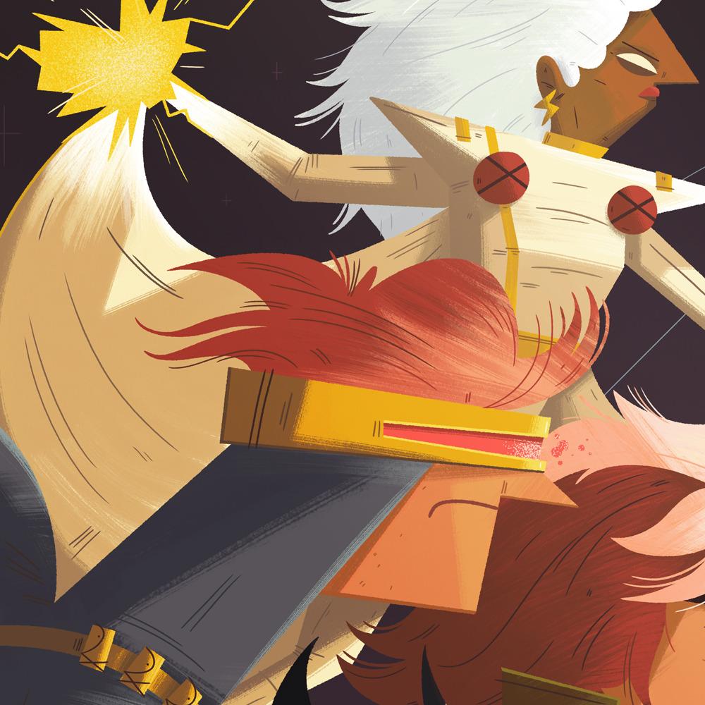 epic clash