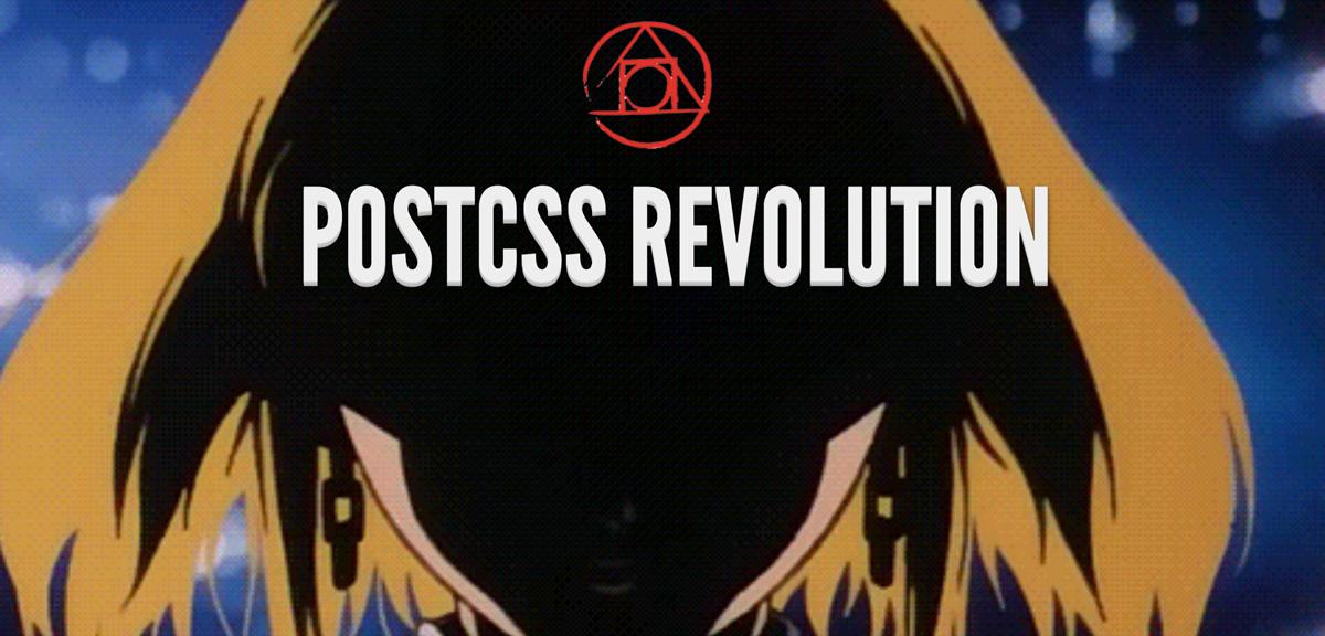 postCSS revolution