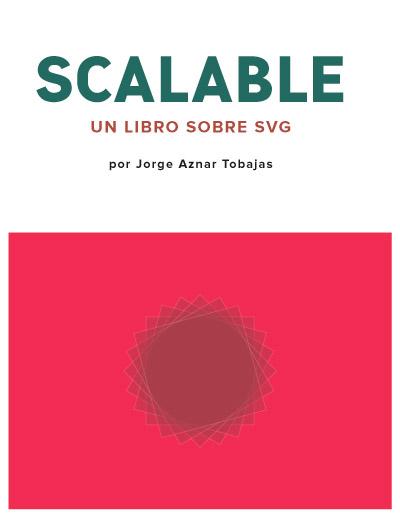portada scalable un libro sobre svg